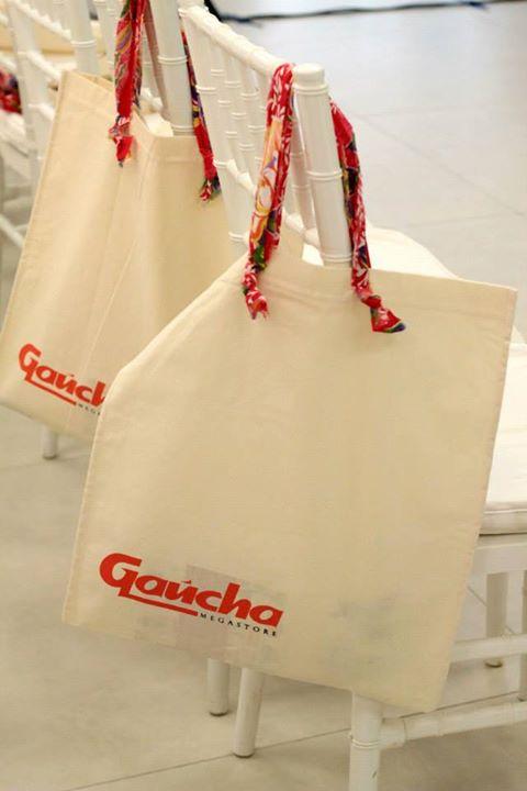 Brinde Gaúcha com kit BioExtratus, Lepetit personalizado e sacola Gaúcha