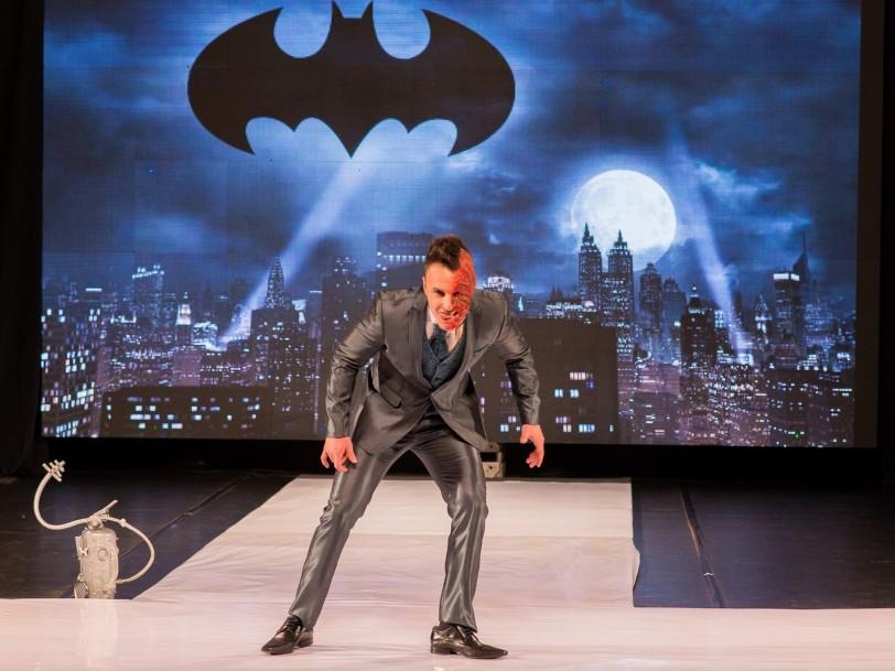 Foto Edu Freire -Desfile Moda Noivo, temático dos vilões do Batman (5)