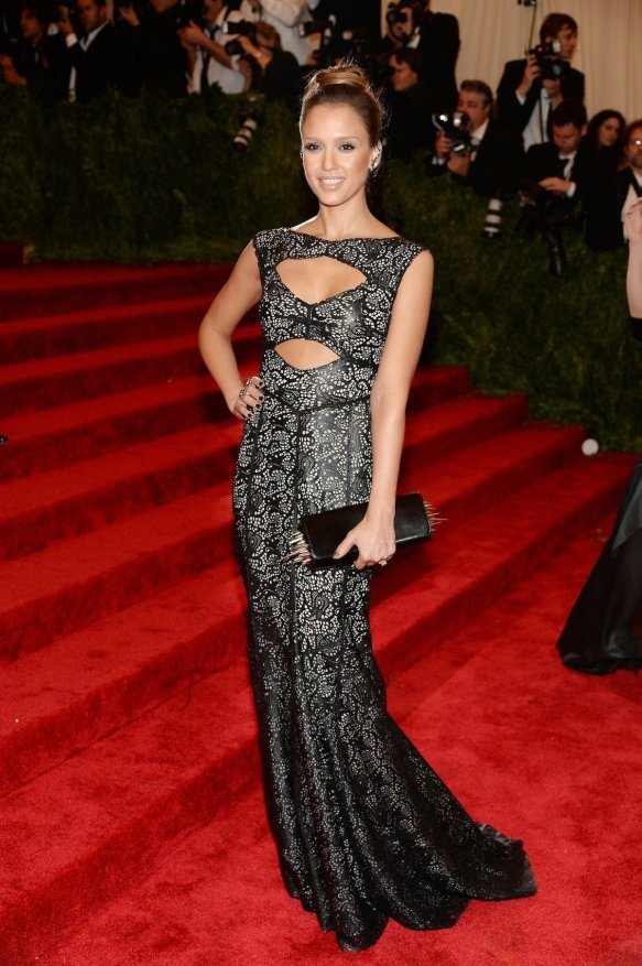 attends the Costume Institute Gala for the
